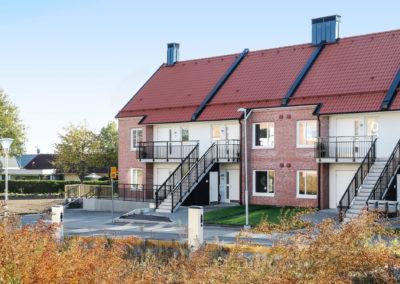 V:a Sjöstaden Ystad Bostadsrätter