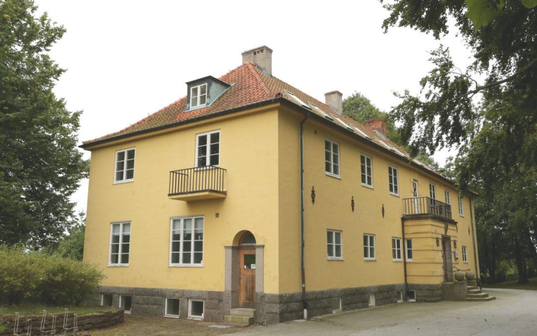 HanssonGruppen köper Prästvillan i Ystad