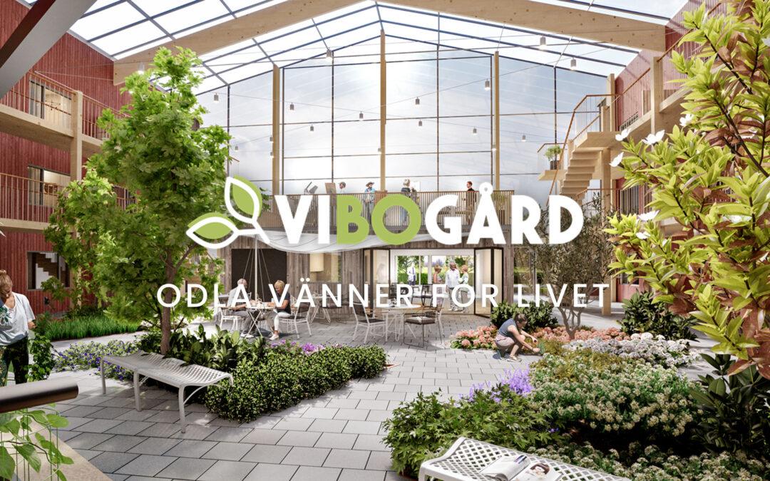 HanssonGruppen ny delägare i ViBoGård AB